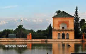 séjours et voyage au Maroc